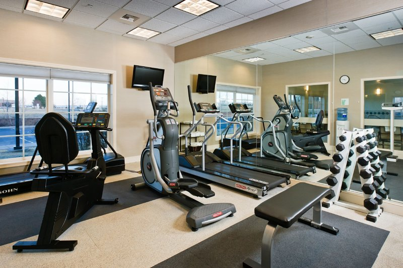 Holiday Inn Colorado Springs Airport-Colorado Springs Hotel - Fitness Center<br/>Image from Leonardo