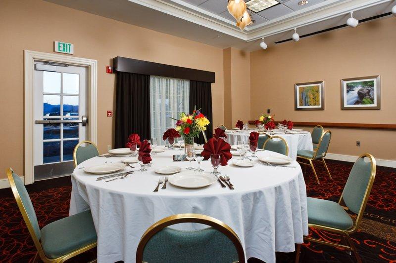Holiday Inn Colorado Springs Airport-Colorado Springs Hotel Banquet Room for Special Events<br/>Image from Leonardo