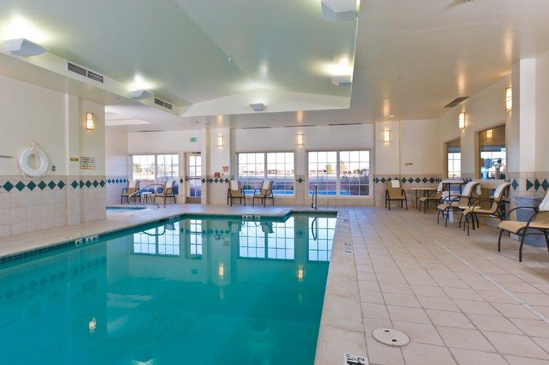 Holiday Inn Colorado Springs Airport-Colorado Springs Hotel - Indoor Pool<br/>Image from Leonardo