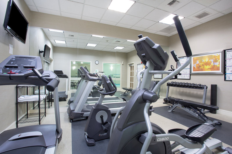 Holiday Inn Colorado Springs Airport-Fitness Center <br/>Image from Leonardo
