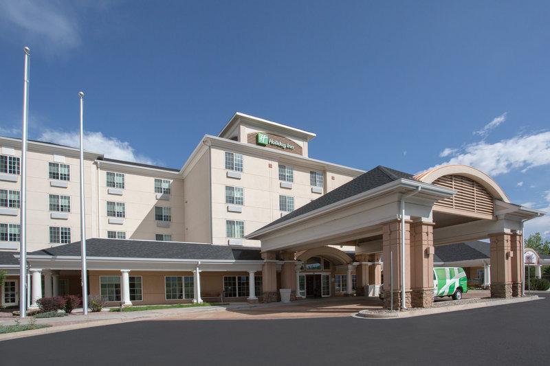 Holiday Inn Colorado Springs Airport-Hotel Exterior <br/>Image from Leonardo