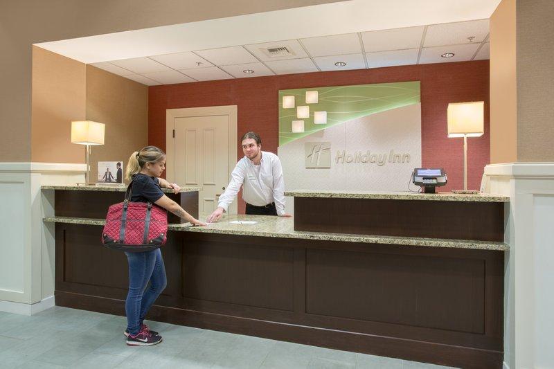 Holiday Inn Colorado Springs Airport-Colorado Springs Airport - Welcome<br/>Image from Leonardo