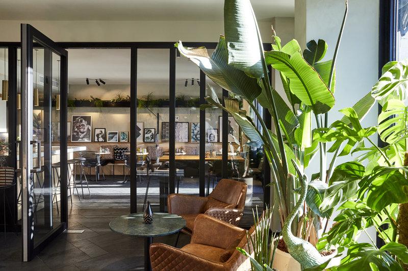 Hotel Indigo Antwerp - City Centre-Hotel Lobby<br/>Image from Leonardo