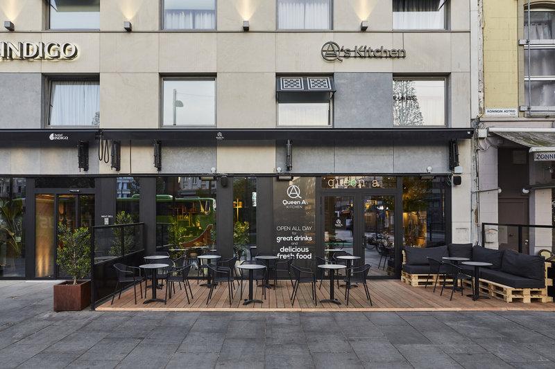 Hotel Indigo Antwerp - City Centre-Bar and Lounge<br/>Image from Leonardo