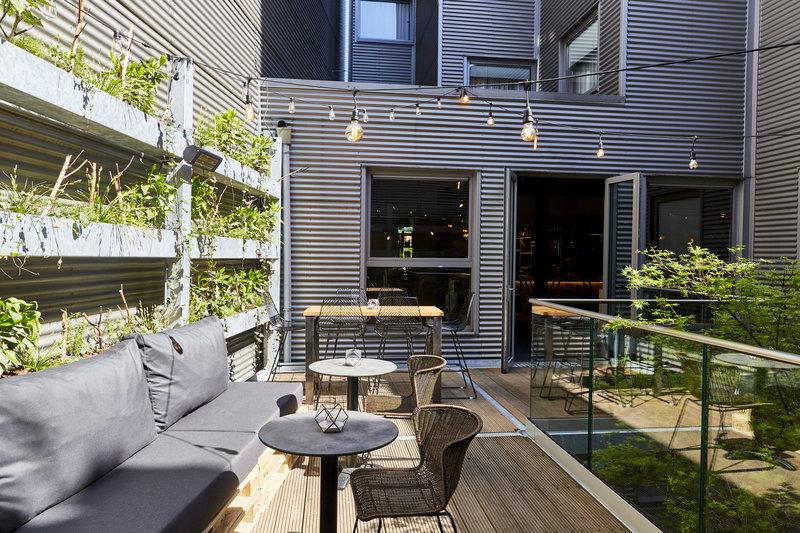 Hotel Indigo Antwerp - City Centre-Restaurant<br/>Image from Leonardo