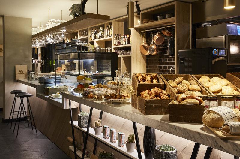 Hotel Indigo Antwerp - City Centre-Breakfast Area<br/>Image from Leonardo