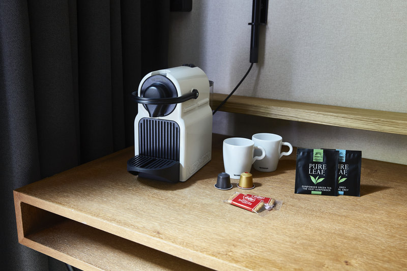 Hotel Indigo Antwerp - City Centre-Room Feature<br/>Image from Leonardo