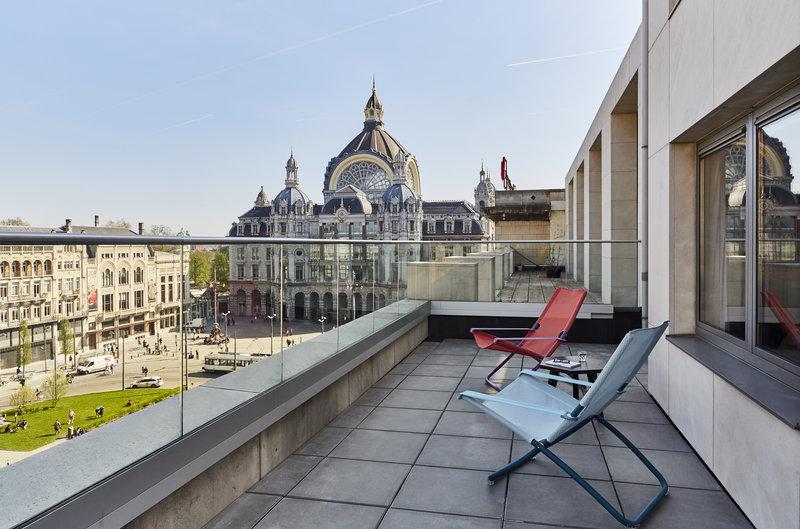 Hotel Indigo Antwerp - City Centre-Guest Room<br/>Image from Leonardo