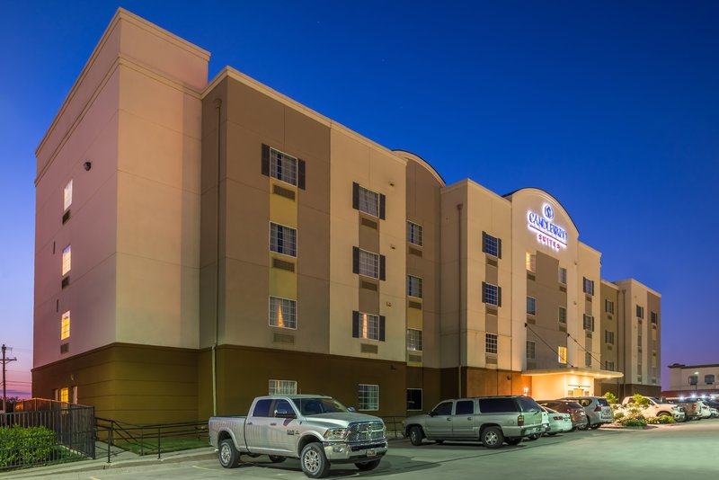 Candlewood Suites Abilene-Hotel Exterior<br/>Image from Leonardo
