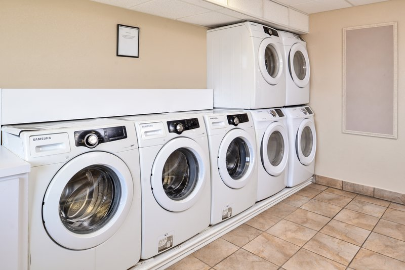 Candlewood Suites Abilene-Complimentary Guest Laundry - no quarters required!<br/>Image from Leonardo
