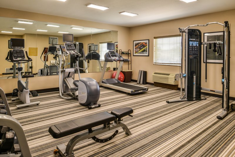 Candlewood Suites Abilene-Fitness Center<br/>Image from Leonardo