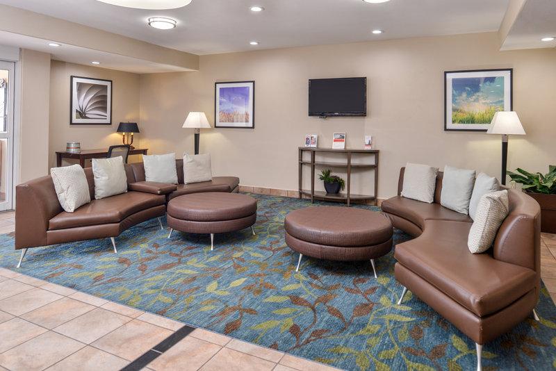 Candlewood Suites Abilene-Hotel Lobby<br/>Image from Leonardo