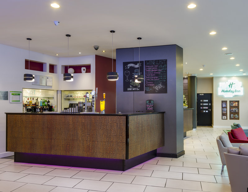 Holiday Inn York City Centre-Holiday Inn York City Centre Bar and Lounge<br/>Image from Leonardo