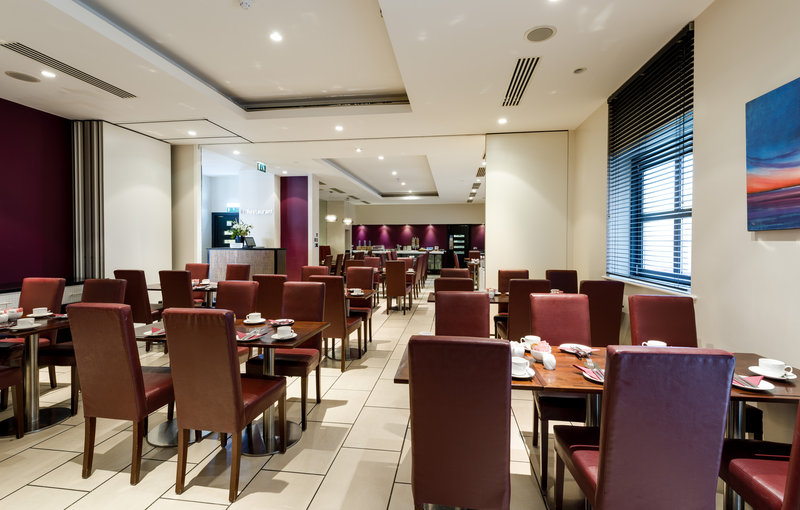 Holiday Inn York City Centre-Holiday Inn York City Centre Breakfast Room<br/>Image from Leonardo