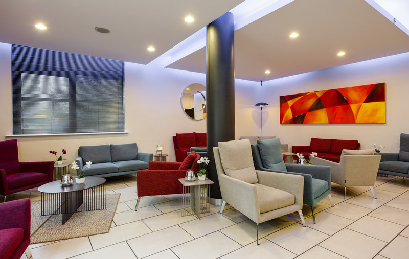 Holiday Inn York City Centre-Holiday Inn York City Centre Entrance Lounge<br/>Image from Leonardo