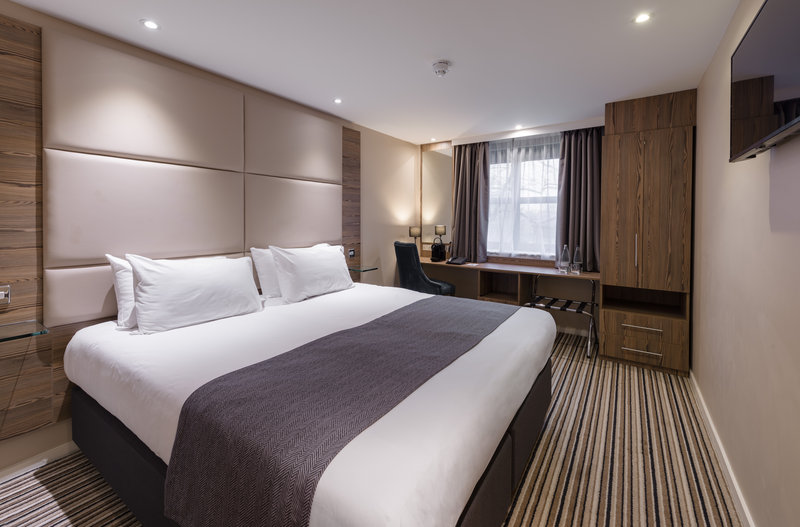 Holiday Inn York City Centre-Holiday Inn York City Centre Double Bed<br/>Image from Leonardo