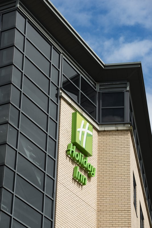 Holiday Inn York City Centre-Holiday Inn York City Centre Sign<br/>Image from Leonardo