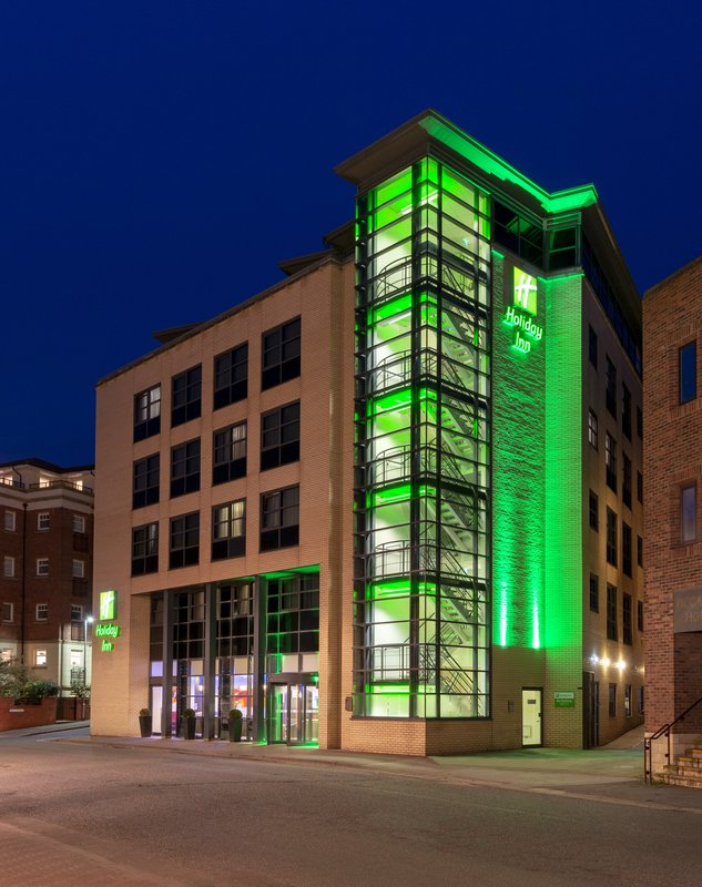 Holiday Inn York City Centre-Holiday Inn York City Centre at Night<br/>Image from Leonardo