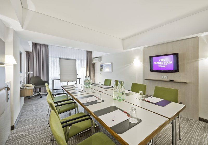 Crowne Plaza Hannover-Break Out Room; 25 m²<br/>Image from Leonardo