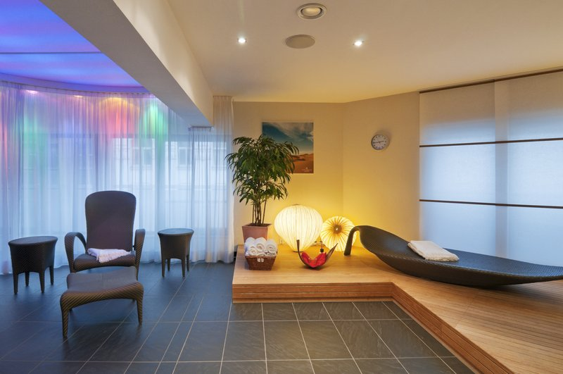 Crowne Plaza Hannover-A fine place to wind down: the relaxation area at the spa<br/>Image from Leonardo