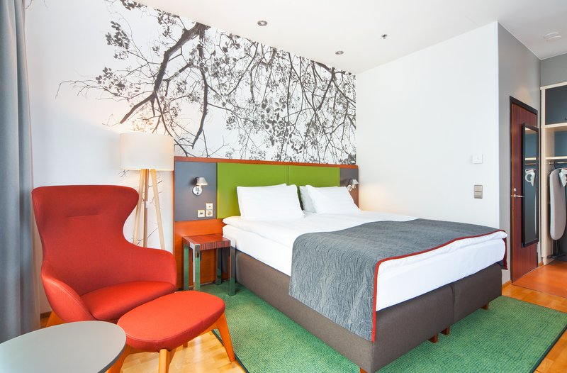 Holiday Inn Helsinki City Centre-Enjoy your stay at one of our Executive rooms with extra comfort<br/>Image from Leonardo