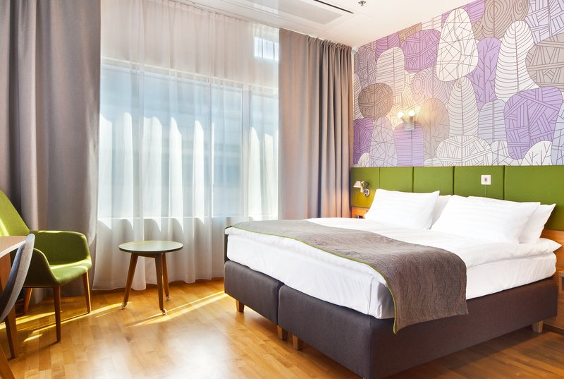 Holiday Inn Helsinki City Centre-Sleep well and enjoy complimentary WiFi in all of our rooms<br/>Image from Leonardo