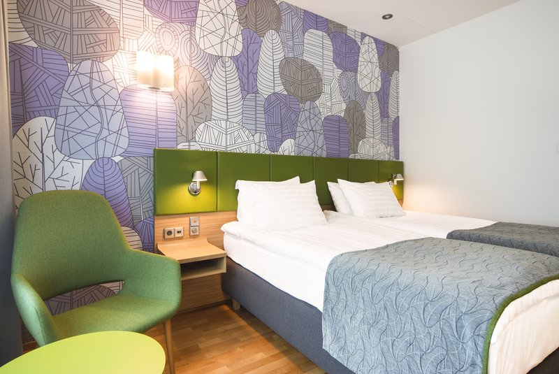 Holiday Inn Helsinki City Centre-Relax in one of our refreshed Standard rooms and sleep well<br/>Image from Leonardo