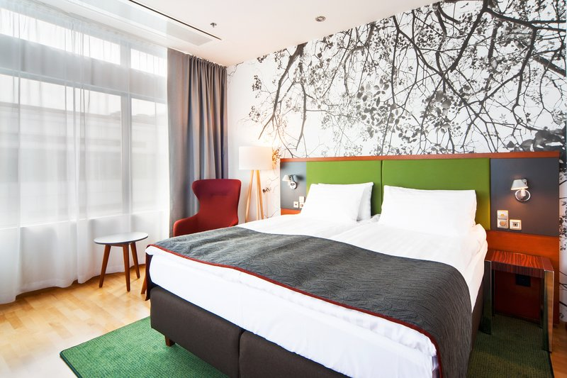 Holiday Inn Helsinki City Centre-Refreshed new Executive room with a modern Scandinavian deco<br/>Image from Leonardo