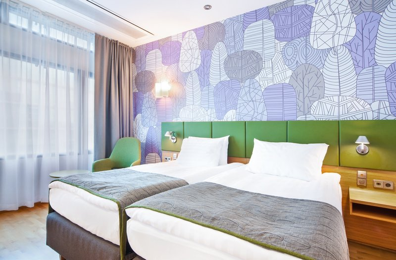 Holiday Inn Helsinki City Centre-Our refreshed Standard twin bed rooms offer complimentary Wi-Fi<br/>Image from Leonardo