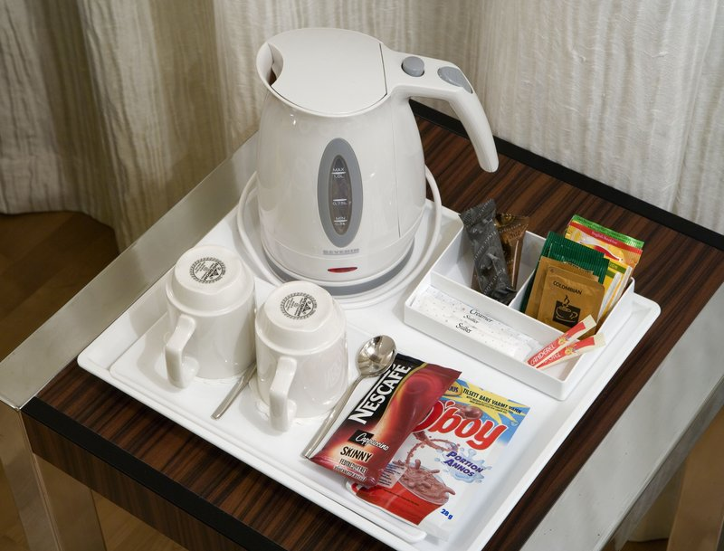 Holiday Inn Helsinki City Centre-Have a coffee break or enjoy your afternoon tea.<br/>Image from Leonardo