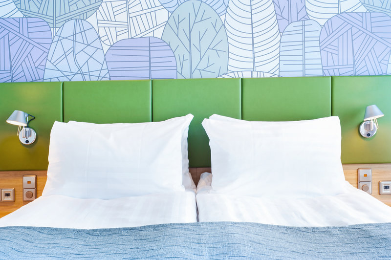Holiday Inn Helsinki City Centre-Select your favourite from our four pillows selection<br/>Image from Leonardo