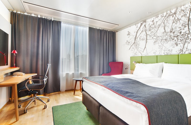 Holiday Inn Helsinki City Centre-Book your stay at our stylish Executive room with King bed<br/>Image from Leonardo