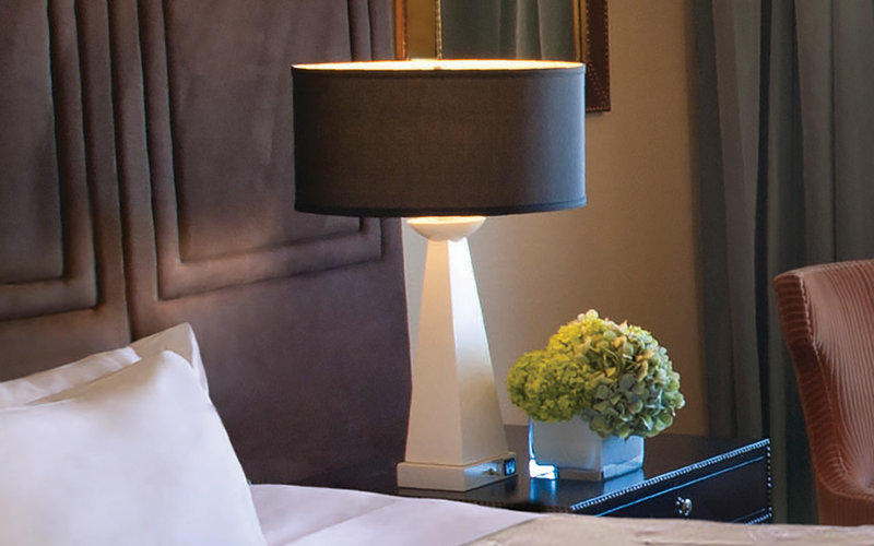 Excalibur Hotel and Casino - Resort Superior King Lamp <br/>Image from Leonardo