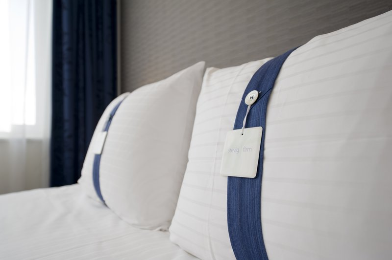 Holiday Inn Express Gent-Room type assigned upon arrival<br/>Image from Leonardo