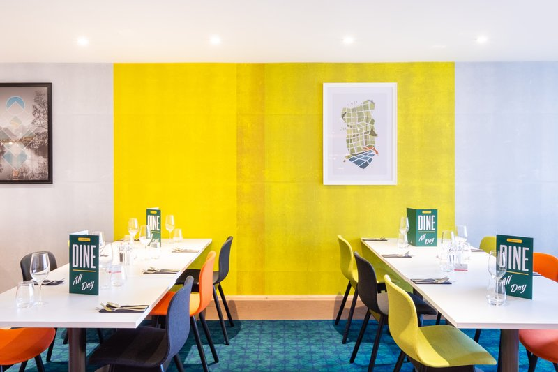 Holiday Inn Leicester-Restaurant<br/>Image from Leonardo