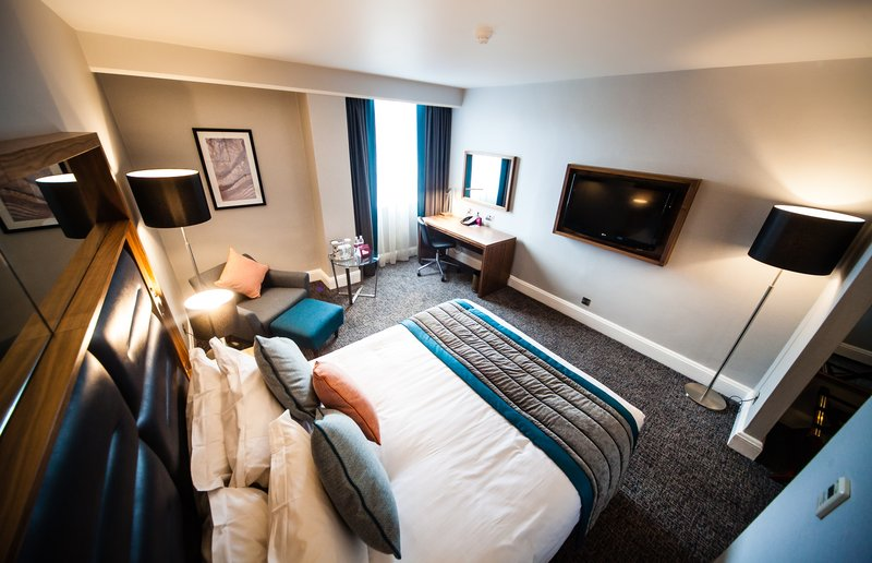 Crowne Plaza Leeds-Club Room<br/>Image from Leonardo