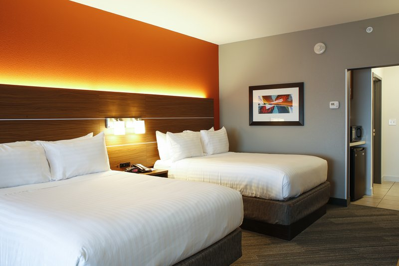 Holiday Inn Express & Suites Louisville Downtown-Near Horseshoe Southern Indiana Casino<br/>Image from Leonardo