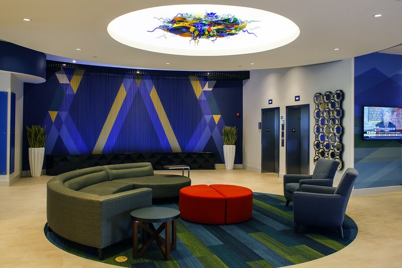 Holiday Inn Express & Suites Louisville Downtown-Near Kindred Healthcare Inc.<br/>Image from Leonardo