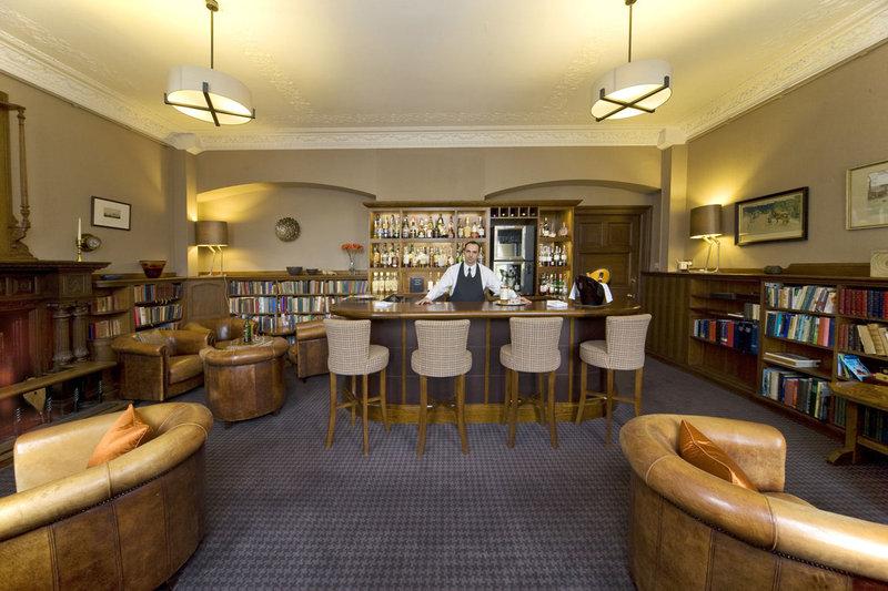 Isle Of Eriska Hotel-Bar<br/>Image from Leonardo