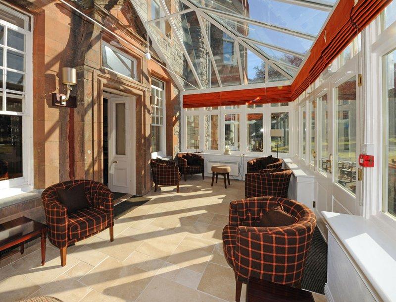 Isle Of Eriska Hotel-Exterior<br/>Image from Leonardo