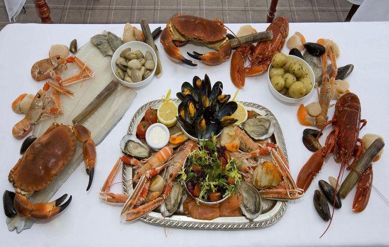 Isle Of Eriska Hotel-Gourmet Dish<br/>Image from Leonardo