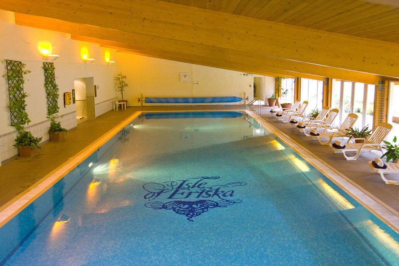 Isle Of Eriska Hotel-Pool<br/>Image from Leonardo