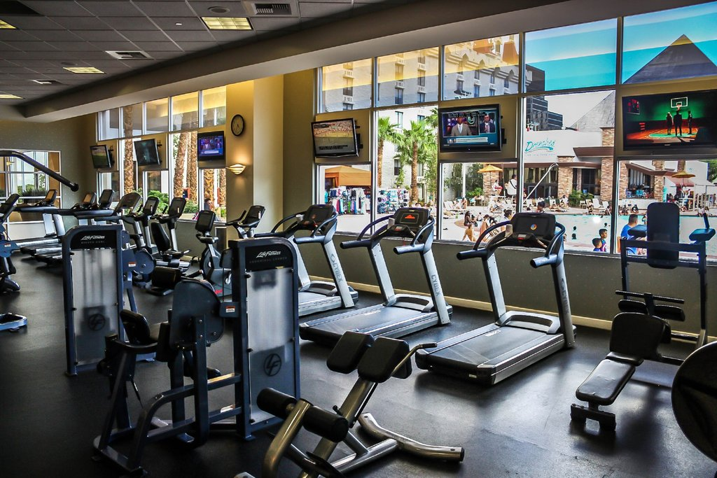 Excalibur Hotel and Casino - Fitness Center <br/>Image from Leonardo
