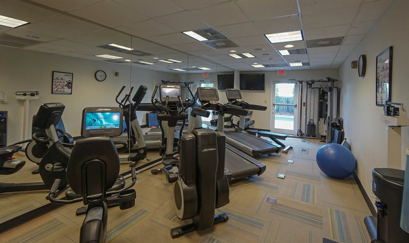 Holiday Inn Express & Suites Savannah - Midtown-Fitness Center<br/>Image from Leonardo
