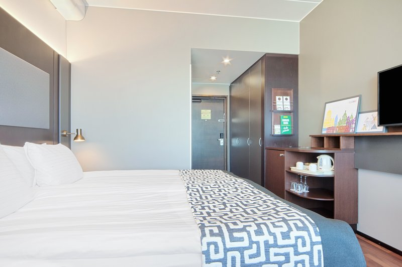 Holiday Inn Helsinki - West -Ruoholahti-Great night's sleep is waiting you, book now our Executive room<br/>Image from Leonardo