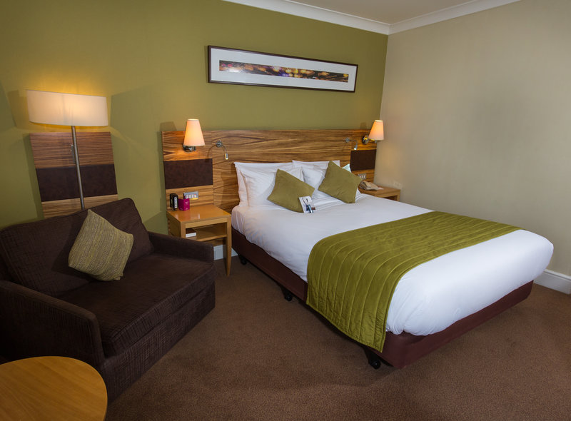 Crowne Plaza Chester-Double Guest Room with Sofa Chair<br/>Image from Leonardo