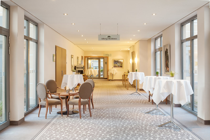Holiday Inn Nuernberg City Centre-Spacious corridor by the meeting rooms, a good spot to wind down.<br/>Image from Leonardo