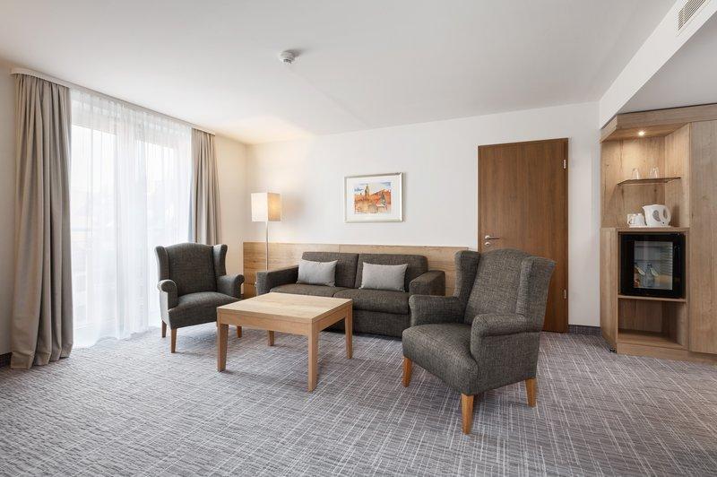 Holiday Inn Nuernberg City Centre-Guest Room<br/>Image from Leonardo