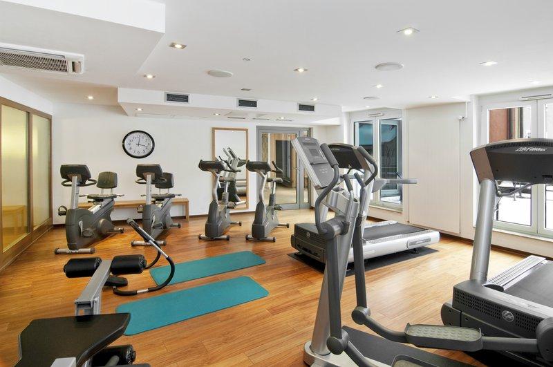 Holiday Inn Nuernberg City Centre-Fitness Center<br/>Image from Leonardo