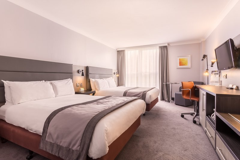 Holiday Inn Newcastle - Gosforth Park-Plenty of space for the whole family<br/>Image from Leonardo